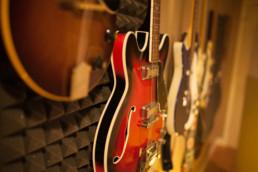 Gibson Em-200, Vox Lynx, Danelectro, Fender