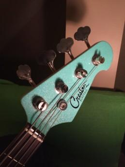 Creston Electric shortscale bass
