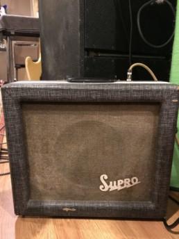 '59 Supro Spectator tube amp