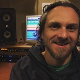 Eric Segalstad at Sabi Sound