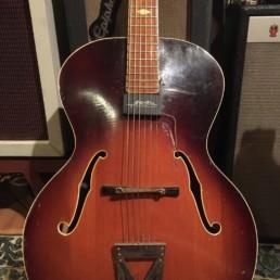 1948 Hagstrom Orkestra acoustic jazz guitar